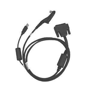 MOTOTRBO Portable Programming, Test & Alignment Cable