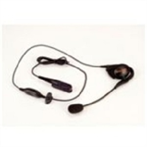 Mag One Ear Set with Boom Mic & In-line PTT VOX switch
