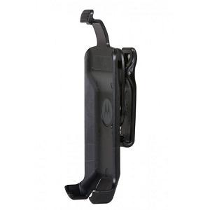 Radio Carry Holder with Swivel Belt Clip