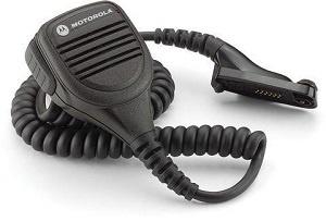 Submersible Remote Speaker Mic, UL TIA 4950