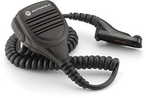 Submersible Remote Speaker Mic, UL TIA 4950
