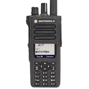 Motorola VHF & UHF