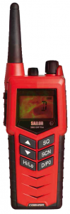 Cobham Sailor 3965 UHF Fire Fighter Radio
