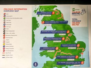 OVO Energy Tour of Britain 2017 Event Radio Communications