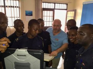 Codan Training in Africa